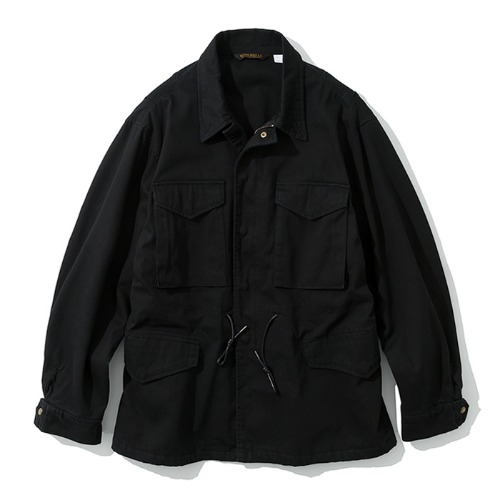 19fw m-51 jacket black