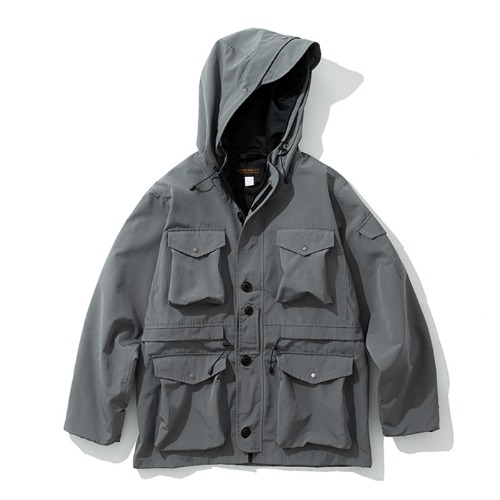 19fw battlefield jacket grey