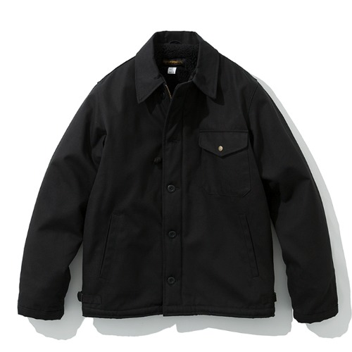 [예약배송] 19fw deck jacket black