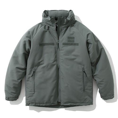19fw MxU gen3 level7 primaloft parka grey