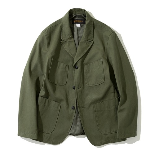 [예약배송] 19fw sports jacket sage green