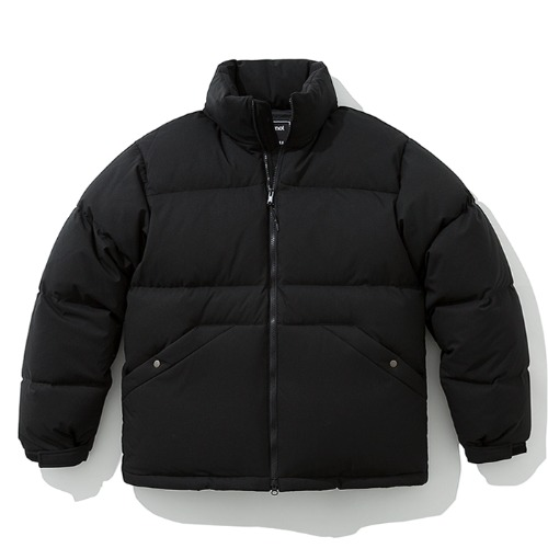 19fw MxU light down parka black