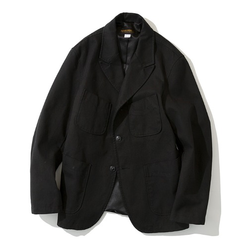 19fw sports jacket black