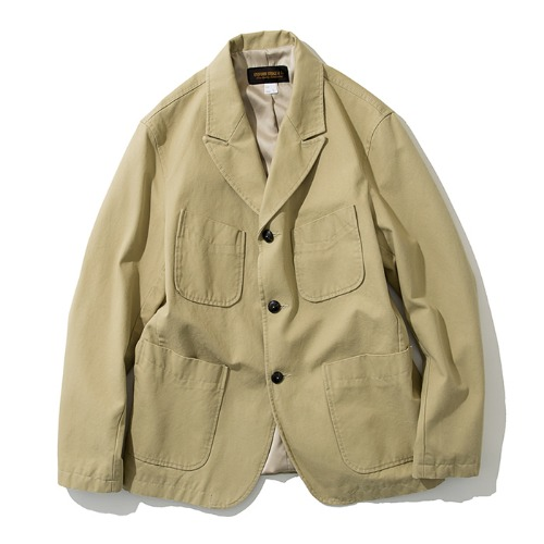 19fw sports jacket beige