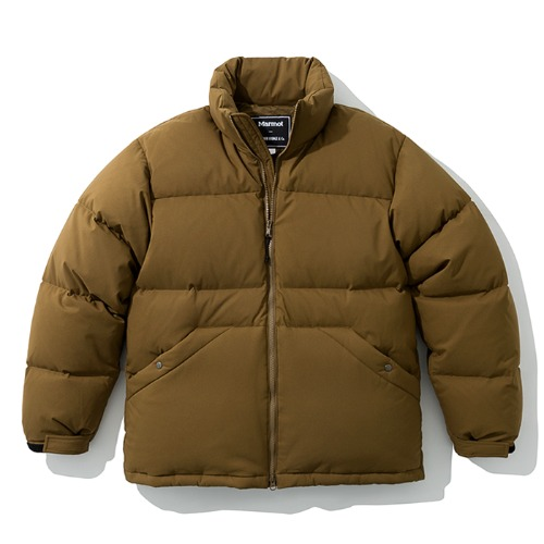 19fw MxU light down parka beige