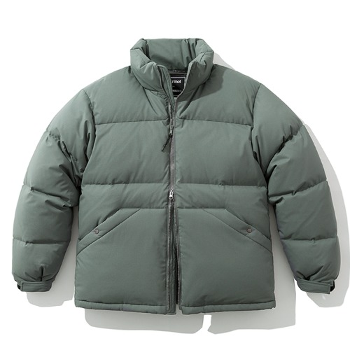 19fw MxU light down parka grey
