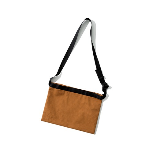 ripstop sacoche bag orange