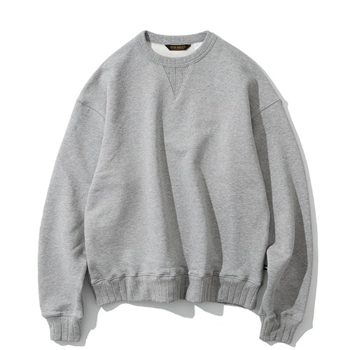 stripe rip sweatshirts grey