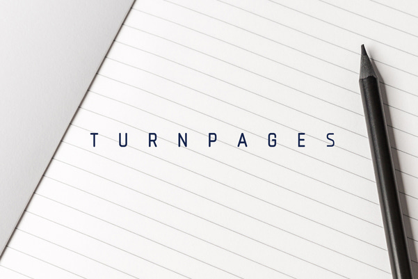 TURN PAGES