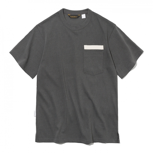 19ss pigment dye name s/s tee charcoal
