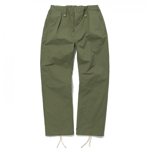 19ss easy pants sage green