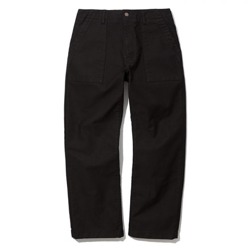 og utility fatigue pants black