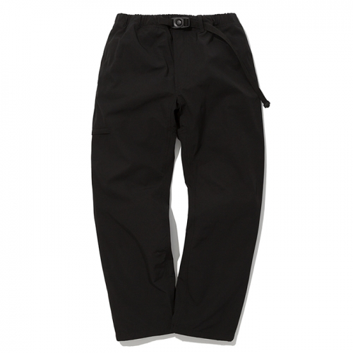 19ss strap easy trouser black