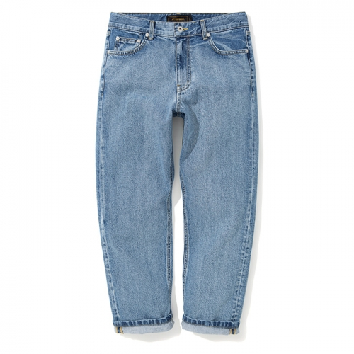 18ss ankle denim pants indigo