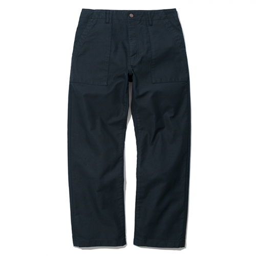 19ss og utility fatigue pants navy