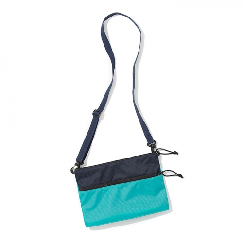 sacoche bag navy/mint