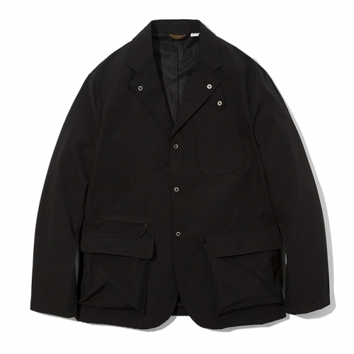 19ss easy blazer jacket black