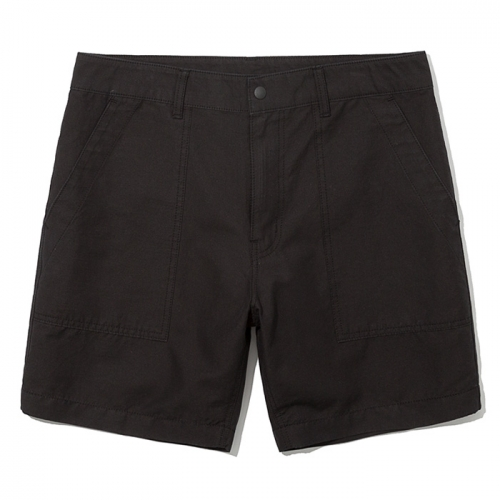 19ss 5inch short pants black