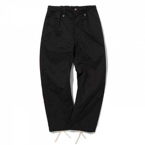 19ss easy pants black