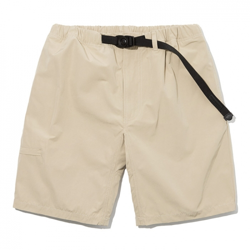 19ss strap easy shorts beige