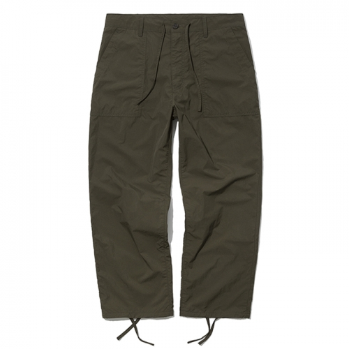 19ss summer fatigue pants khaki