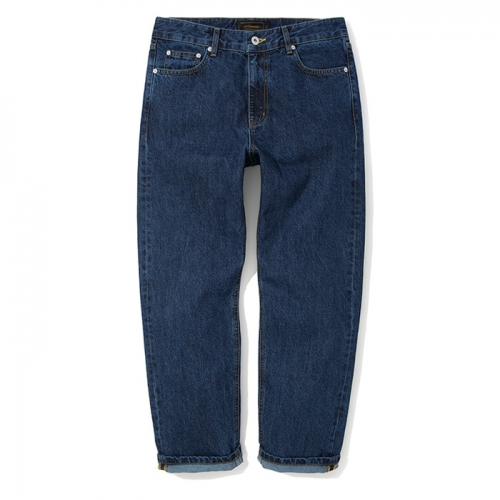 18ss ankle denim pants blue