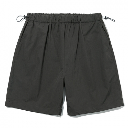 19ss comfy shorts charcoal
