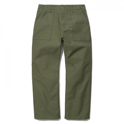 19ss og utility fatigue pants sage green